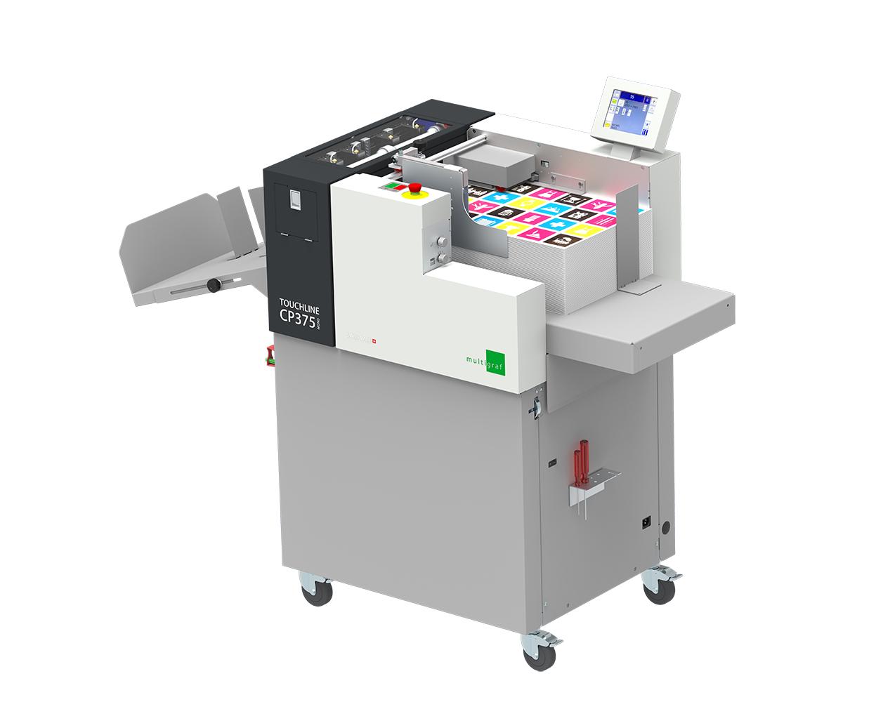Multigraf Touchline CP-375 Mono