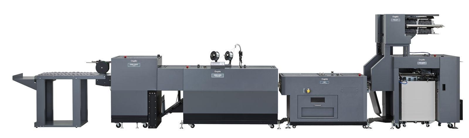 Duplo Digital System 6000i