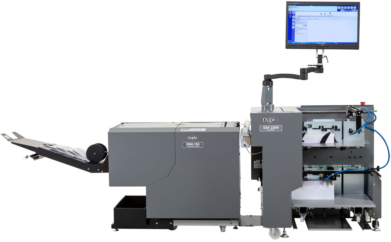 Duplo Digital System 1500
