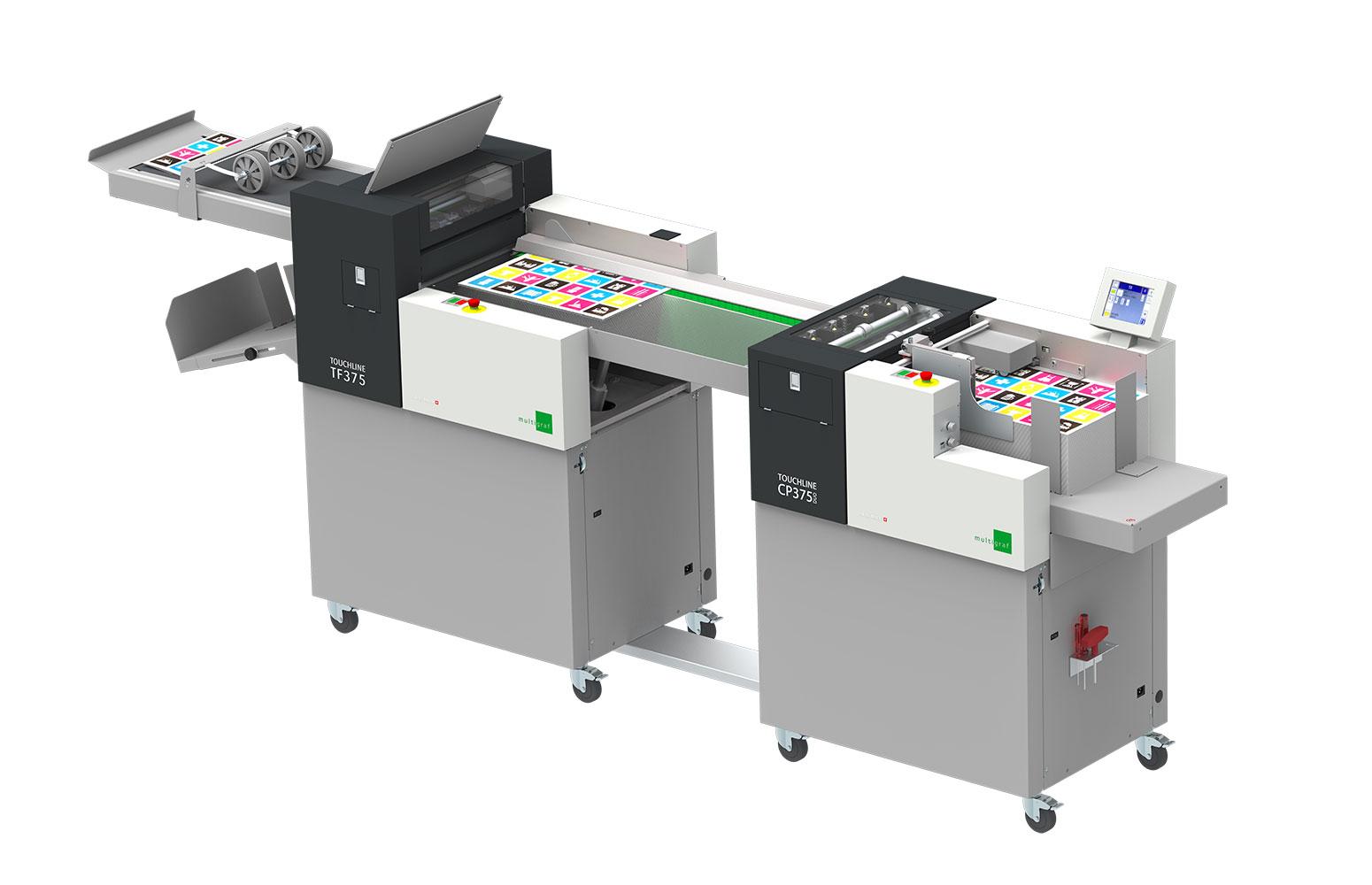 Multigraf Touchline CP-375 Duo TF bzw. TCF