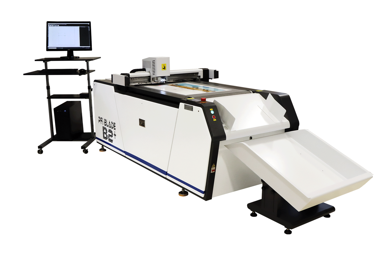 Ein Flachbettschneider für Prototypen und Kleinserien